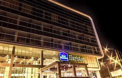 هتل بست وسترن هریسون در جاکارتا