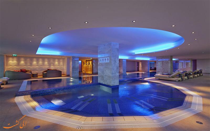 هتل هیلتون باکو- استخر