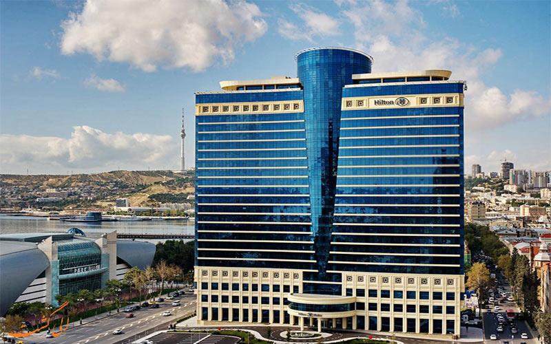 Hilton Baku- eligasht.com نمای هتل
