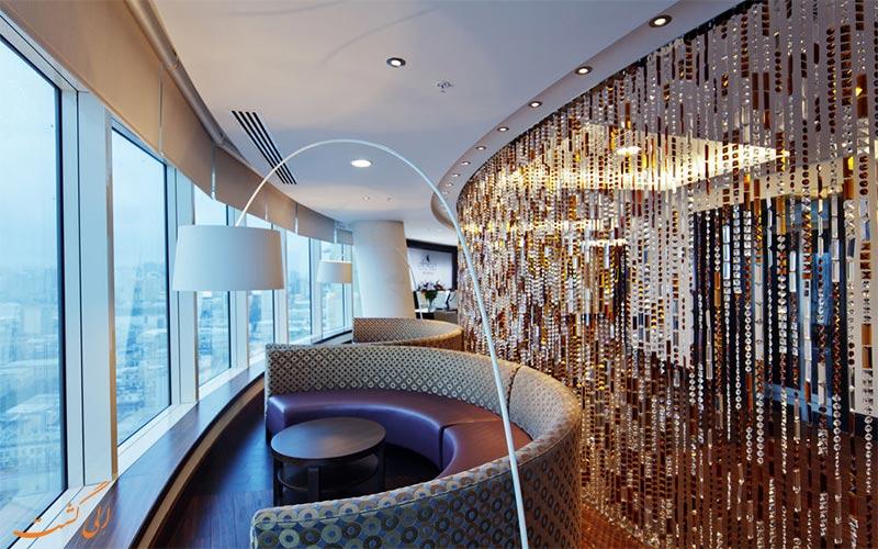 Hilton Baku- eligasht.com نمای پنجره