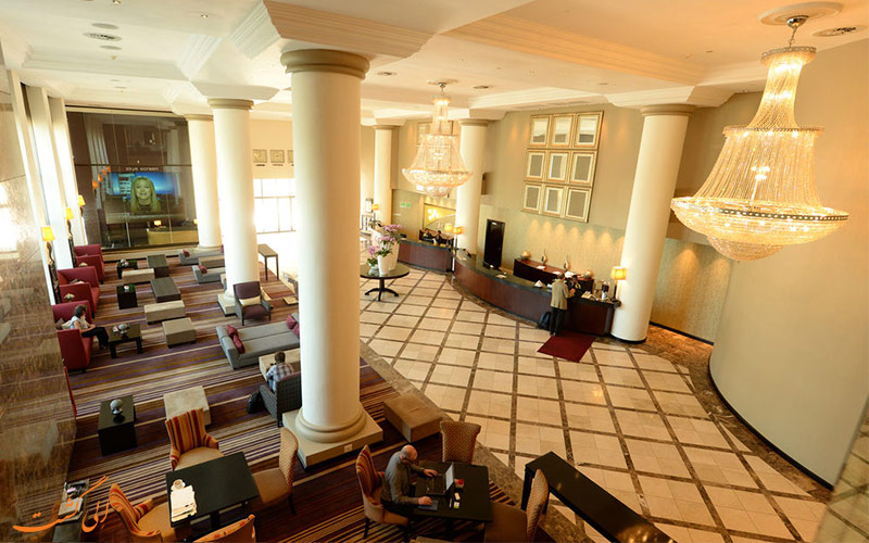 Holiday Inn Sandton-Rivonia Road- eligasht.com فضای درون هتل