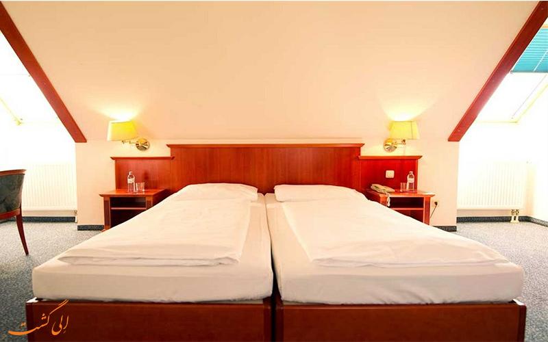 امکانات اتاق های هتل آلگرو وین