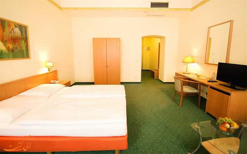 انواع اتاق های هتل آلگرو وین