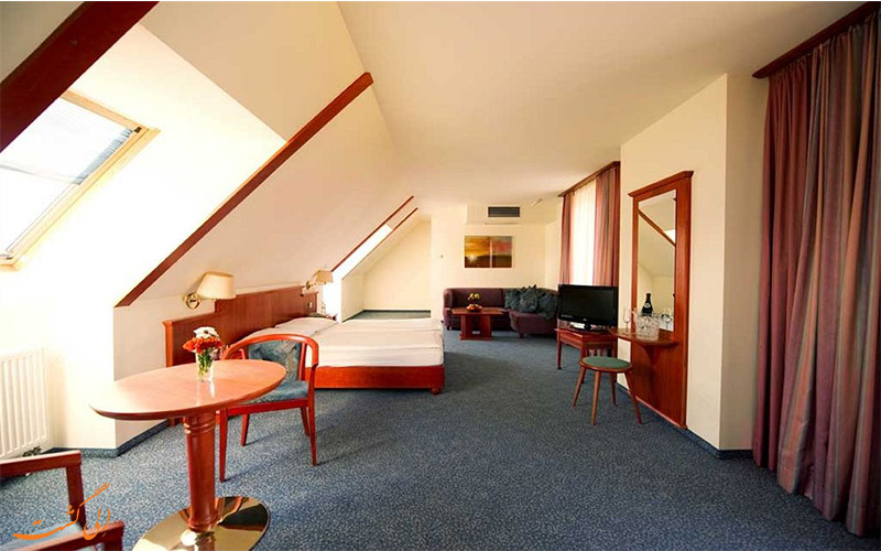 هتل آلگرو وین Allegro