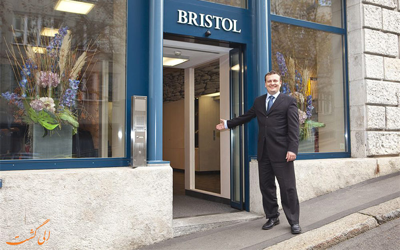هتل بریستول زوریخ Hotel Bristol