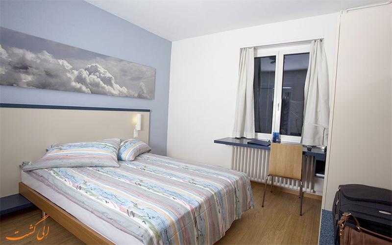 انواع اتاق های هتل بریستول زوریخ