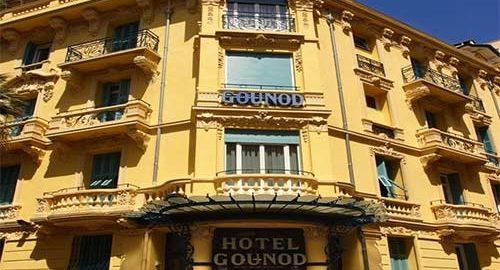 Hotel Gounod Nice- eligasht.com الی گشت
