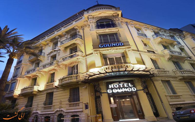 هتل گونود نیس Hôtel Gounod Nice