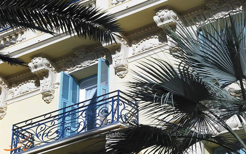 Hotel Gounod Nice- eligasht.com نمای بیرونی هتل