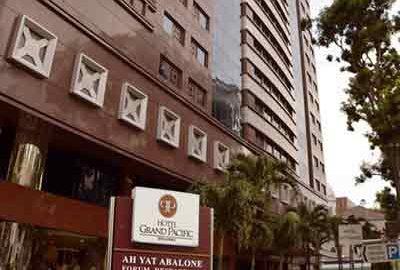 هتل گرند پاسیفیک در سنگاپور