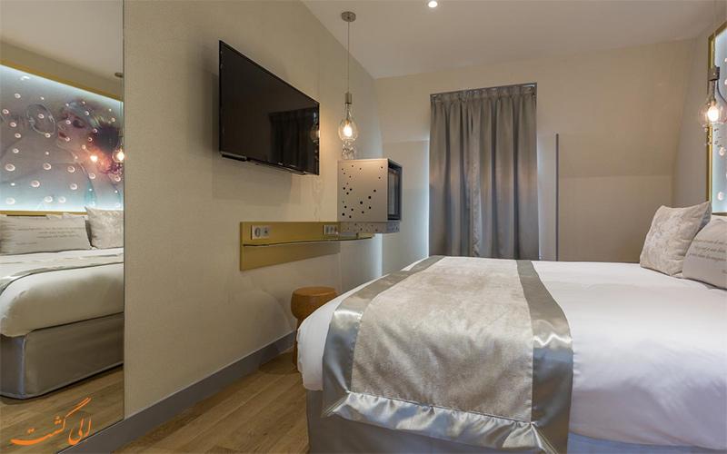 امکانات اتاق های هتل ل بولز دو پاریس