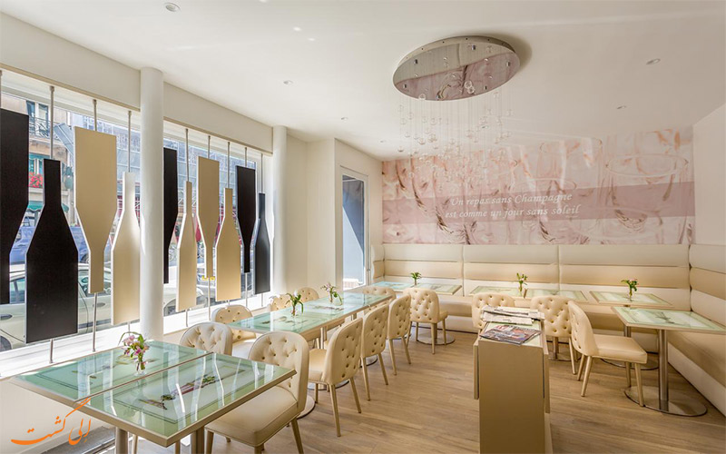 هتل ل بولز دو پاریس- رستوران
