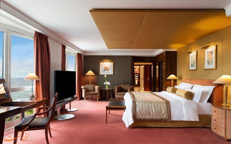 امکانات اتاق های هتل پرزیدنت ویلسون ژنو