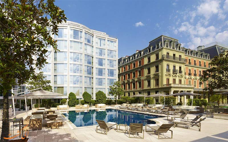 هتل پرزیدنت ویلسون ژنو Hotel President Wilson