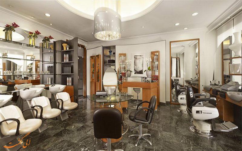 آرایشگاه هتل پرزیدنت ویلسون ژنو