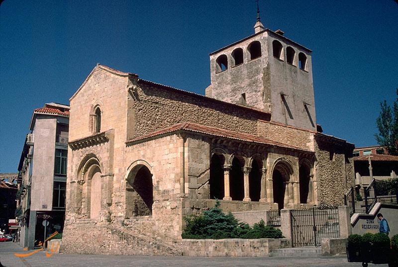 کلیسای سن کلمنته سگوویا