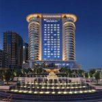 معرفی هتل ۵ ستاره جی دبلیو ماریوت آبشرون در باکو