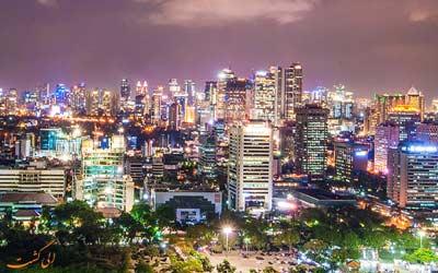 دیدنی های جاکارتا اندونزی