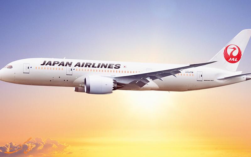 آشنایی با شرکت ژاپن ایرلاینز
