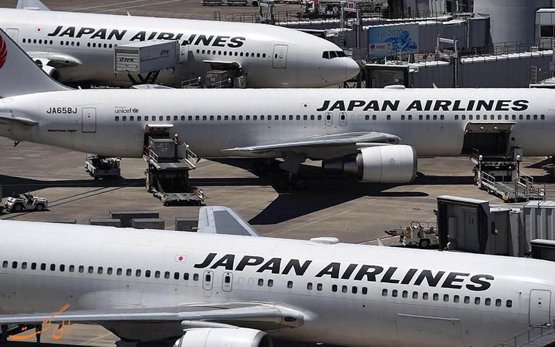 ژاپن ایرلاینز