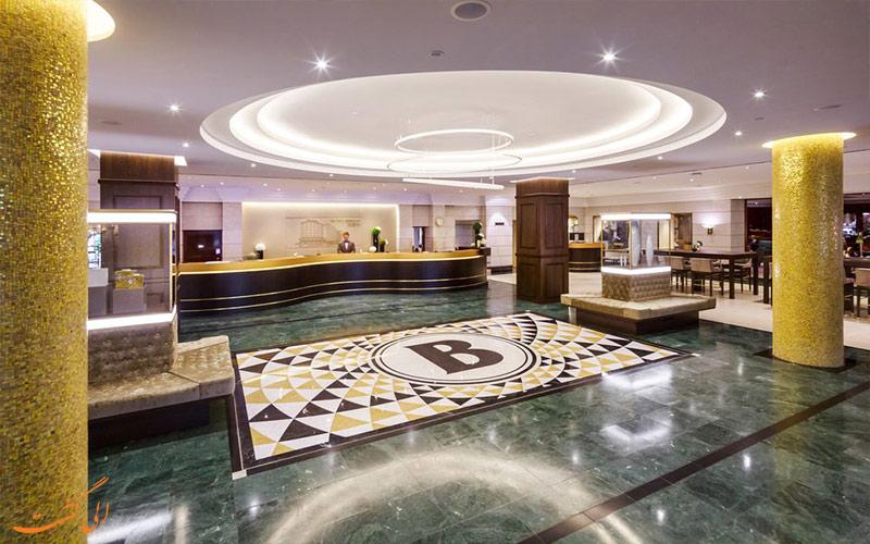 هتل بریستول برلین Kempinski Hotel Bristol Berlin