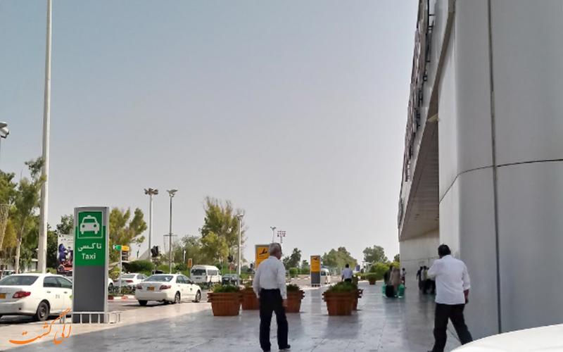 راه های دسترسی به فرودگاه بین المللی کیش