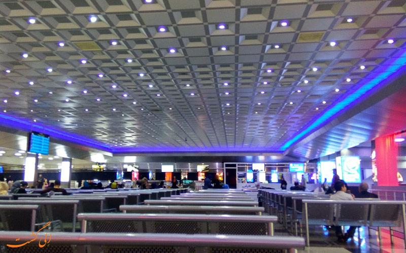 امکانات فرودگاه بین المللی کیش