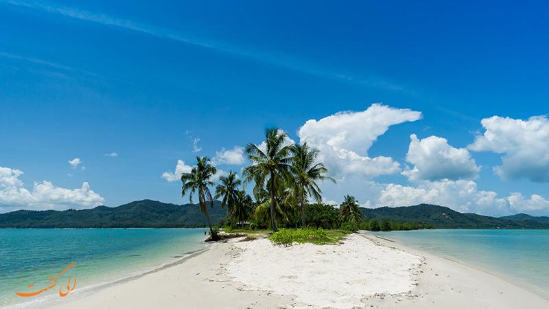 جزیره کوه یائو یای