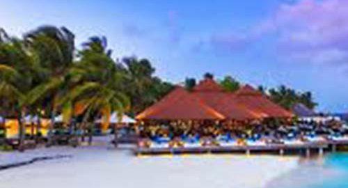 هتل کرومبا در مالدیو