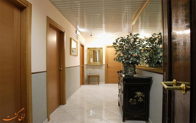 خدمات رفاهی هتل لازاری رم