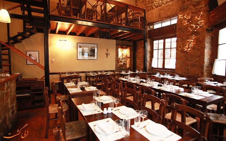 رستوران لیتوس
