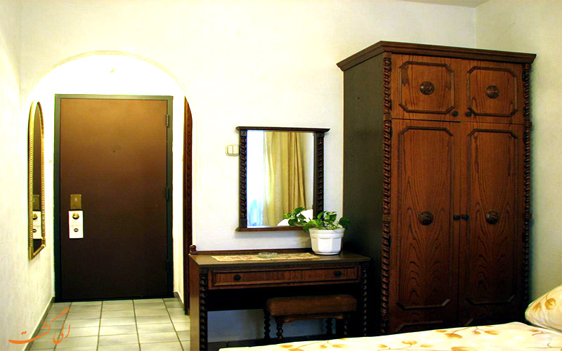 امکانات اتاق های هتل لاکی بوداپست