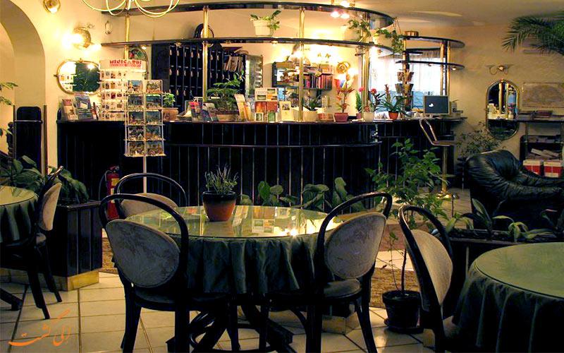 هتل لاکی بوداپست- رستوران