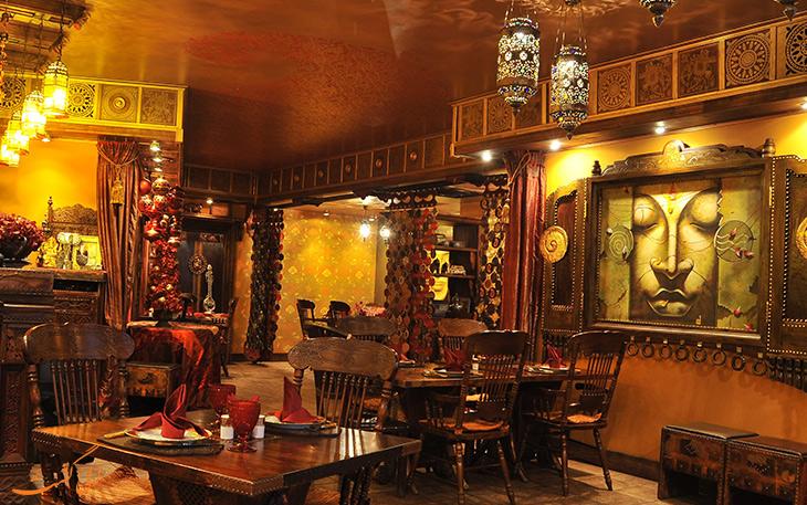 رستوران مالابار