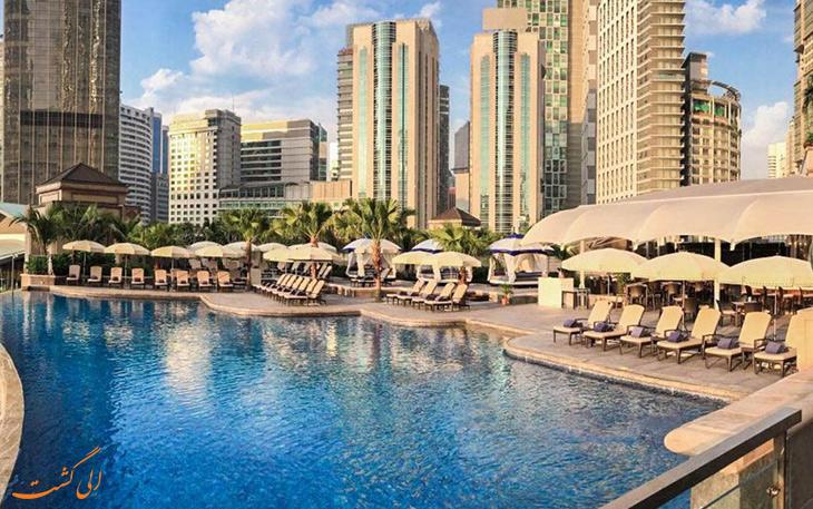 هتل مندرین اورینتال کوالالامپور