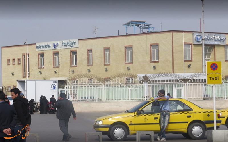 راه های دسترسی به فرودگاه بین المللی مشهد
