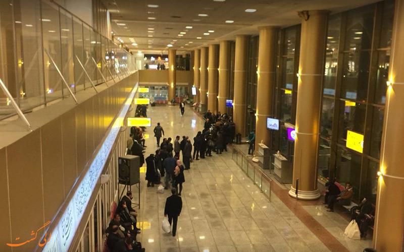 آشنایی با فرودگاه بین المللی مشهد