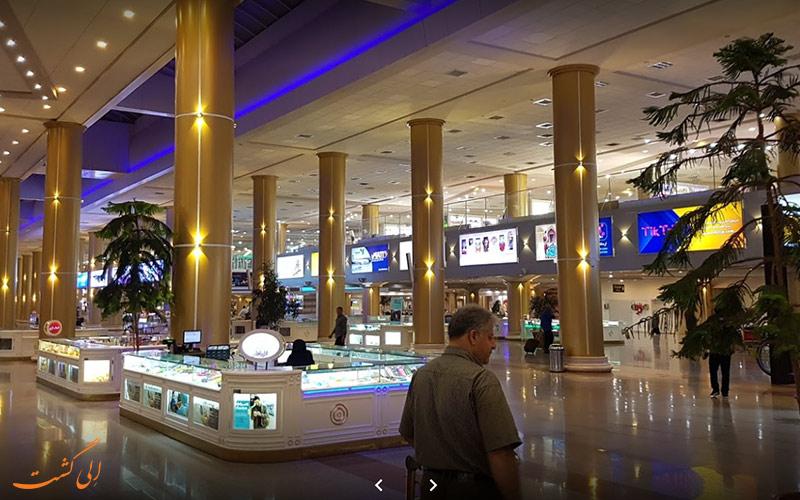 اطلاعات فرودگاه بین المللی مشهد