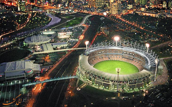 استادیوم ورزشی کریکت گراند