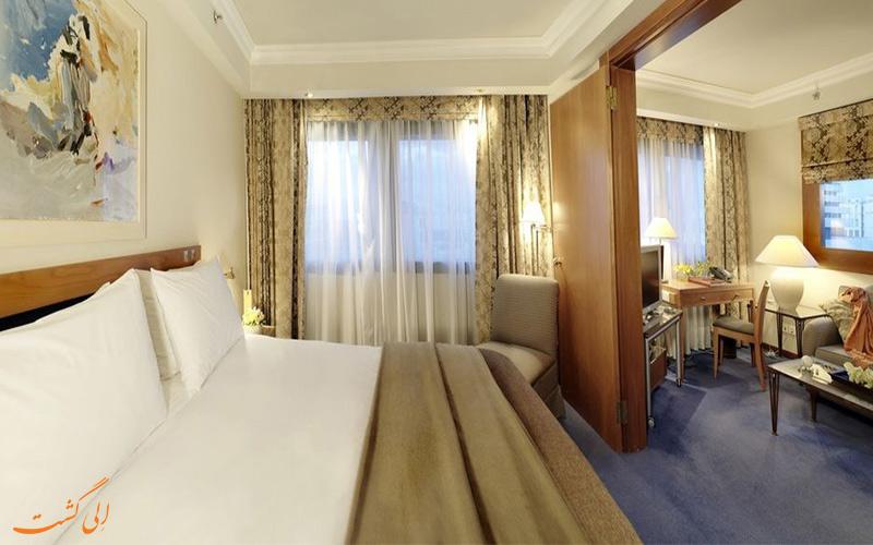 امکانات اتاق های هتل متروپولیتن آتن