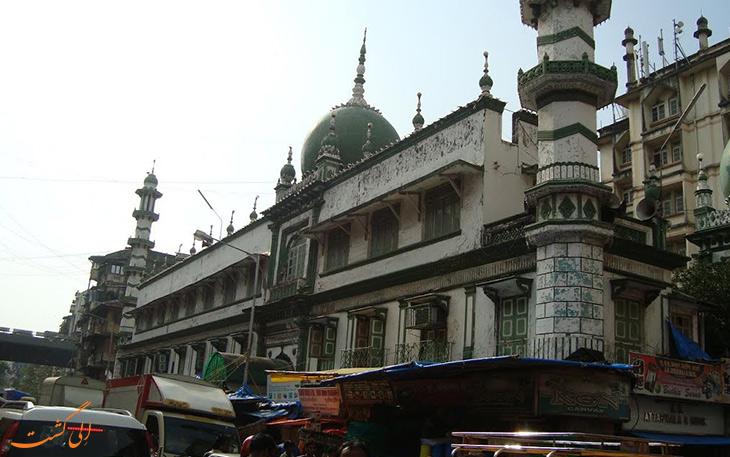 مغول مسجد