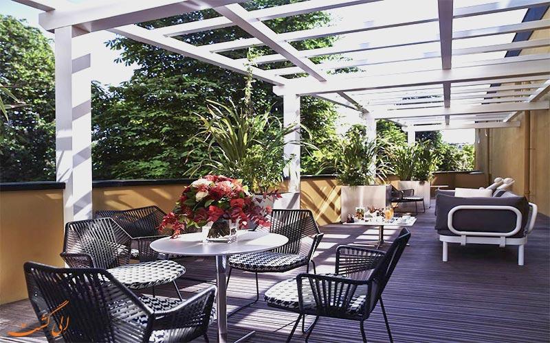 امکانات تفریحی هتل مولیتور پاریس