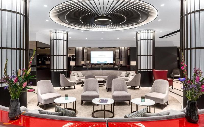 هتل ان اچ کالکشن گرند آمستردام Hotel NH Collection Grand Krasnapolsky