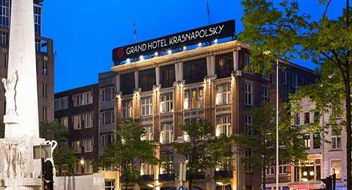 NH Collection Amsterdam Grand Hotel Krasnapolsky- eligasht.com الی گشت