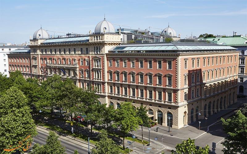 Palais Hansen Kempinski Vienna- eligasht.com نمای کامل هتل