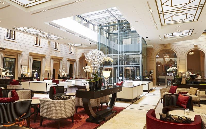 هتل پلاس هانسن کمپینسکی وین Palais Hansen Kempinski Vienna