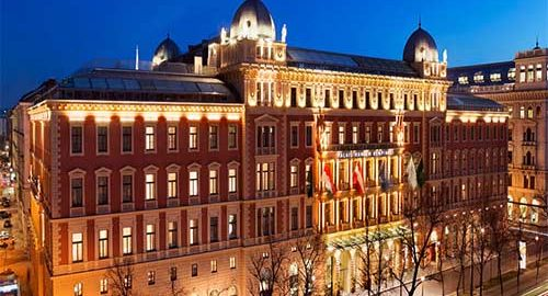 Palais Hansen Kempinski Vienna- eligasht.com الی گشت