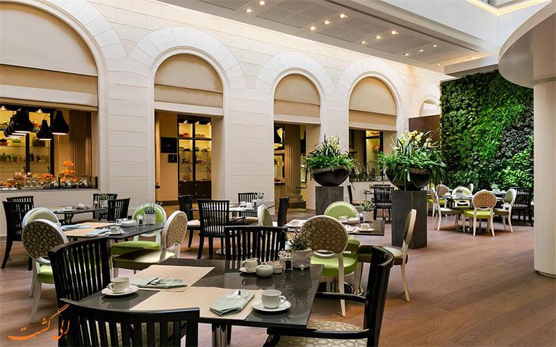 هتل پلاس هانسن کمپینسکی وین - رستوران