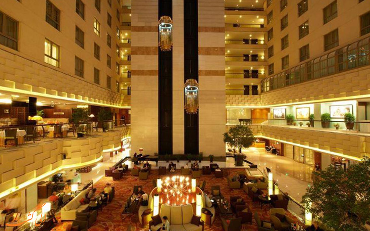 هتل پارک پلازا