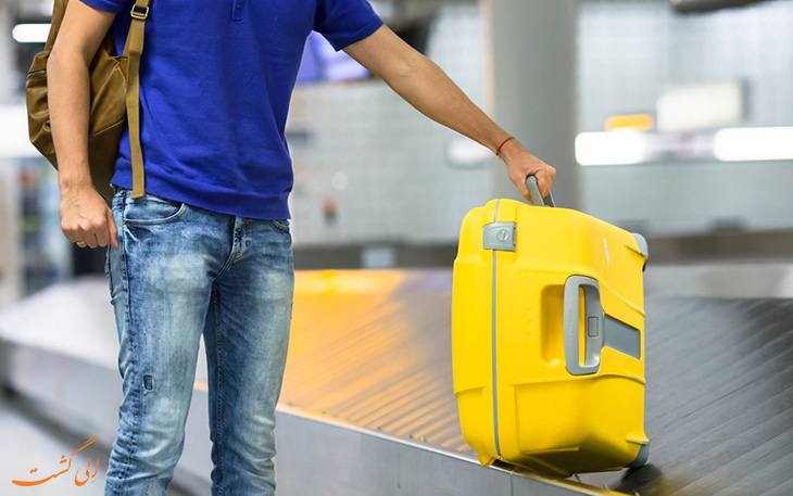 قوانین بار مجاز هواپیمایی ماهان